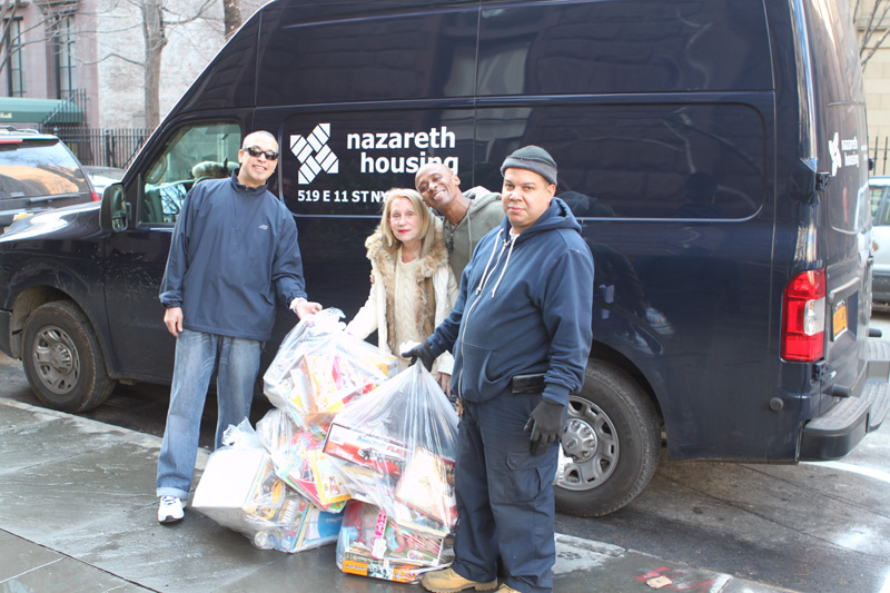 Donations To Nazareth Housing Homelessness Prevention Emergency Family Shelter Supportive