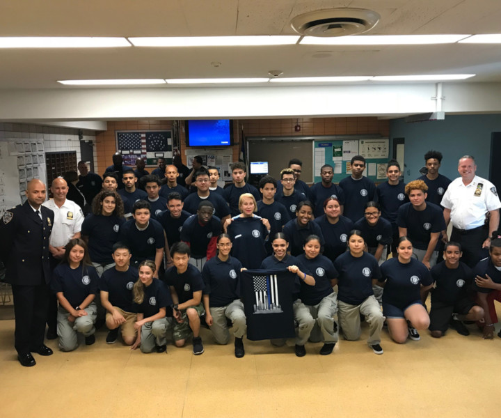 Law Enforcement Explorers program