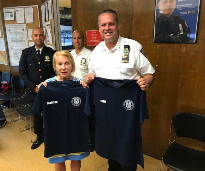 Law Enforcement Explorers program