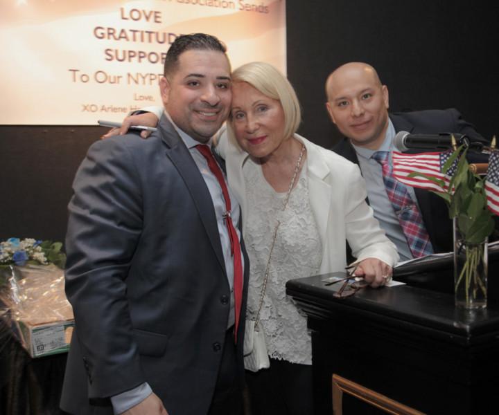 GPBA Remembers Fallen NYPD