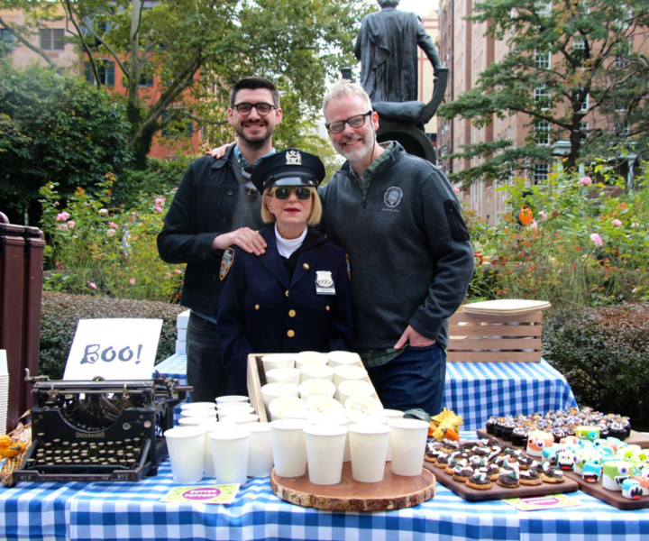 Gramercy Park Fall Event 2018