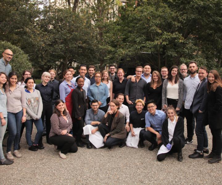Gramercy Park Fall Event 2018