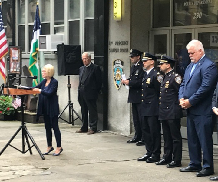 World Trade Center Remembrance Ceremony 2018