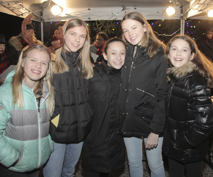 Trustees of Gramercy Park – Caroling