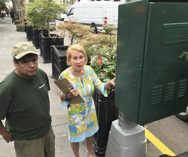 Neighborhood cleanup & preservation 2018